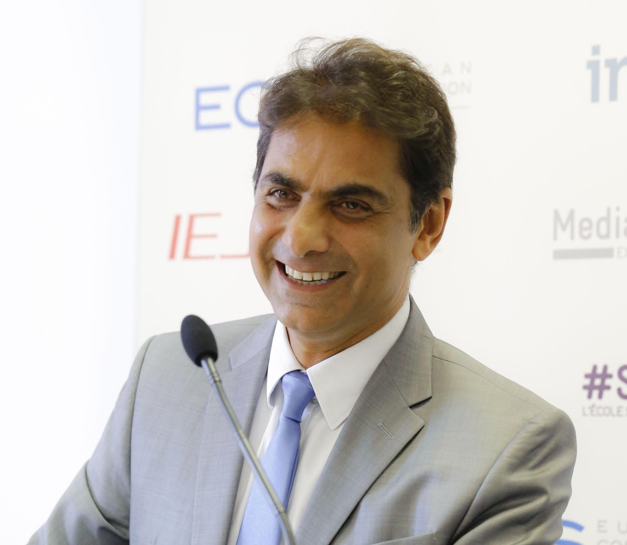 Franck Papazian, Président MediaSchool Group